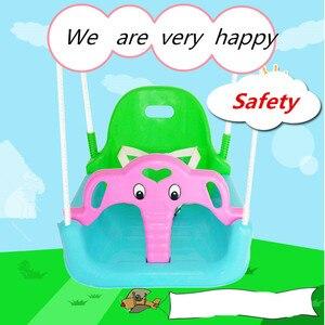 Детские качели для улицы, детские игрушки для внутреннего двора, детские игрушки, одиночное сиденье, подвесное кресло, качели