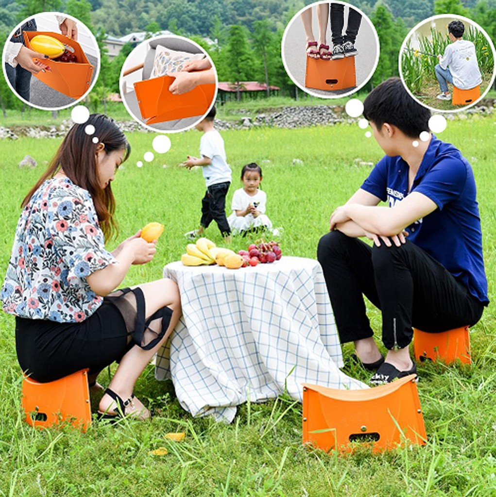 2020 Hot New Products Stool Portable Folding Chair Camping Fishing Outdoor Safety Travel Beach Seat Dropshipping Accessories Fu