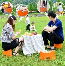 2020 hot new products Stool Portable Folding Chair Camping Fishing Outdoor Safety Travel Beach Seat Dropshipping Accessories Fu(China)