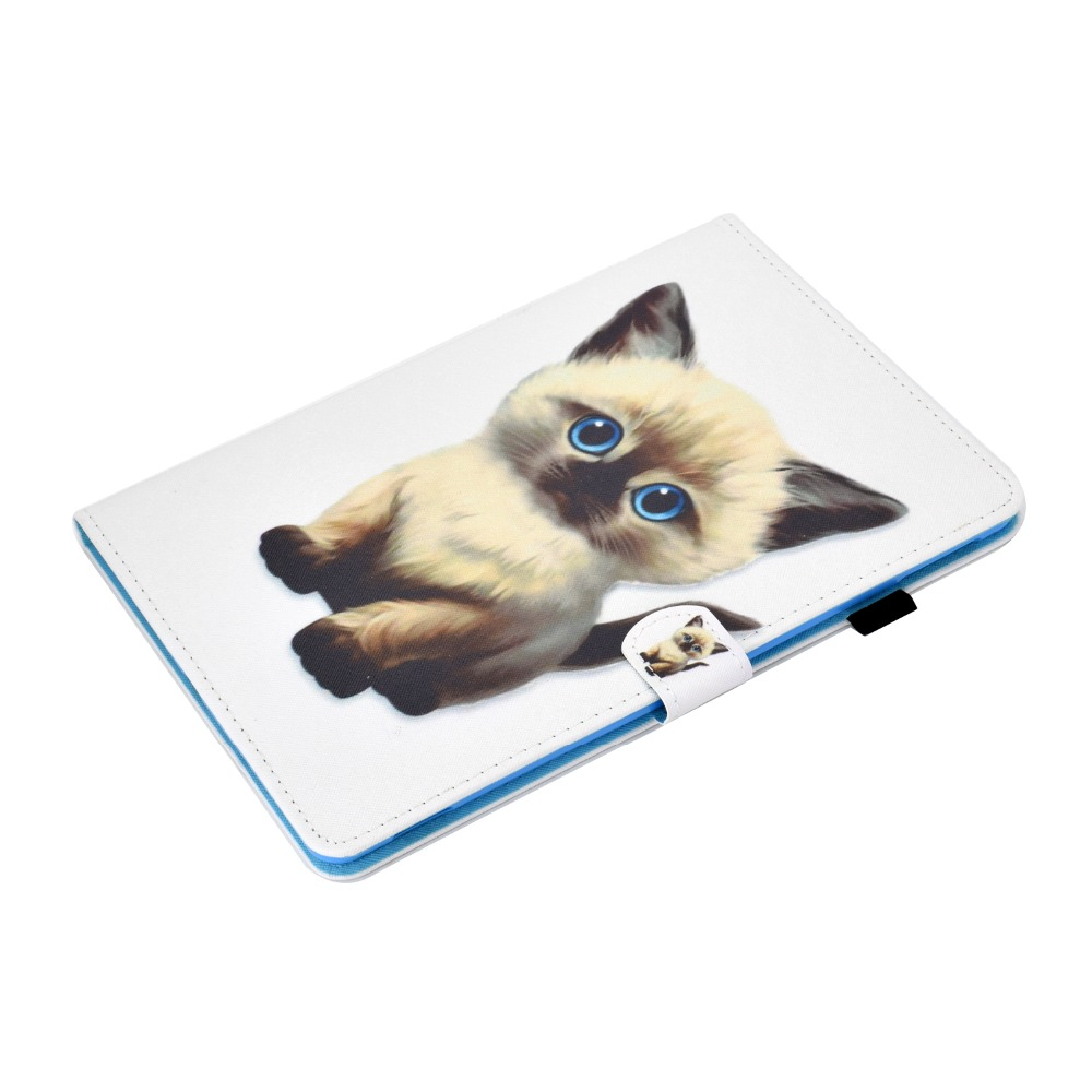 Case New Book-Stand iPad for A2197-Cover iPad/10.2inch/Model/.. 7th