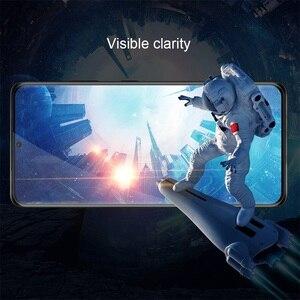 Image 5 - Para Samsung Galaxy S21 Ultra S21 + Plus Protector de pantalla de cobertura total de vidrio templado Nillkin 3D CP + Max 9H Glass para Samsung S21