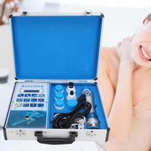 Masajeador corporal electromagnético 19ED, máquina de terapia de ondas extracorpóreas, alivio del dolor, relajación corporal
