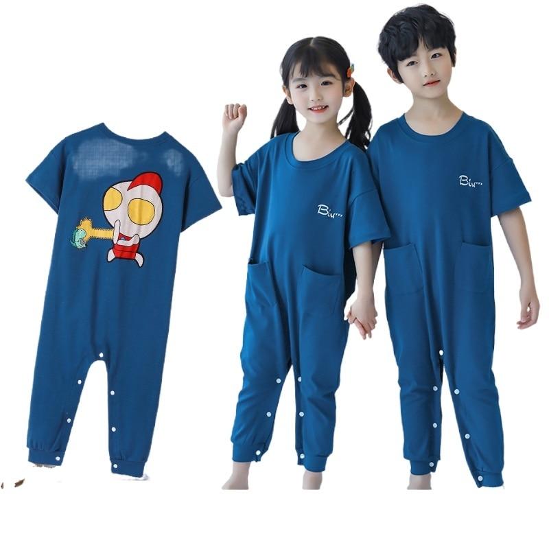 Childrens Unisex Onesie Pajamas