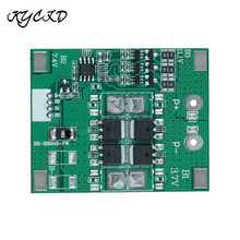 BMS 3S 12A 11.1V 18650 Li-ion Lithium Battery Charge Protection Board with Battery Balance BMS 3S for Power Bank Charging