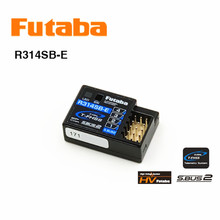 Original Futaba S.Bus wired and wireless receiver R334SBS-E R314SB-E R334SBS R314SB for RC car or aviation model tarot rc original futaba 3pl 2 4g remote controller with r2104gf receiver for car or boat