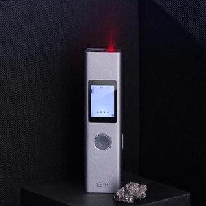 Image 5 - Youpinデュカレーザー距離計40メートルLS P高精度測定距離計レーザー距離計ポータブルusbフラッシュ充電
