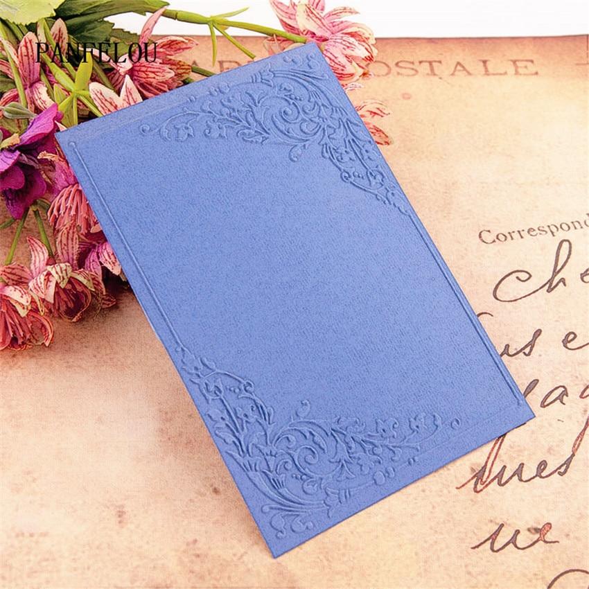 PANFELOU 10.5x14.8cm Vine Leaves Embossing Folders Plastic For Scrapbooking DIY Template Fondant Cake Photo Album Card Making