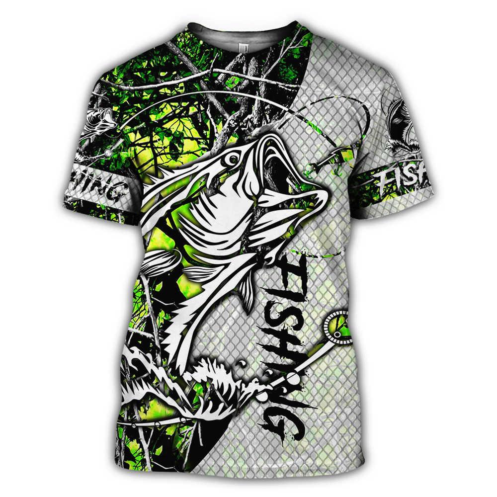 Fishing Tee Shirt /& Shorts Combination France 2020
