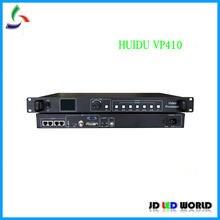 Huidu vp410 cor completa led processador de vídeo integrado hd envio cartão trabalho junto com huidu r500/r501/r5018/r512/r508 diretamente