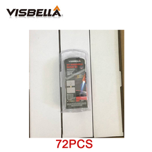 Buy VISBELLA 72Kits/CTNS DIY Windscreen Repair Tools Car Window Restoration Wholesale Auto Windshield Scratch Chip Crack Restore Fix directly from merchant!