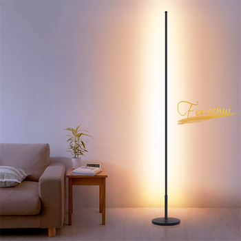 Modern Dimming LED Floor Lamp for Living Room Nordic Minimalist floor lamps Standing Lamp indoor Decoration lighting floor light brokis muffins floor lamp wood base glass shade light nordic design modern floor lamp novelty vintage bulbliving room sofa side