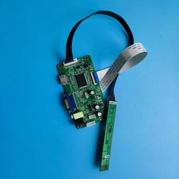 Dla LP125WH2-SPT1 monitor sterownik 1366 × 768 ekran wyświetlacz zestaw VGA 30Pin LED EDP EDP HDMI płyta kontrolera LCD DIY 12 5 #8243 tanie i dobre opinie OPLY PAVILION SONY NV156FHM-N42 for display for NV156FHM-N42