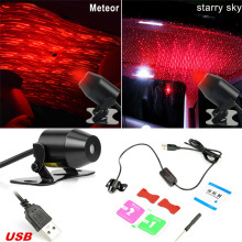 Novelty Lighting Car Interior Ceiling Red LED Atmosphere Pro