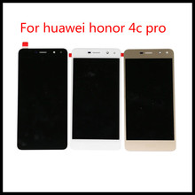 цена на For huawei honor 4c pro TIT-L01 LCD Display + Touch Screen Digitizer Assembly Smartphone Replacement 100% Tested