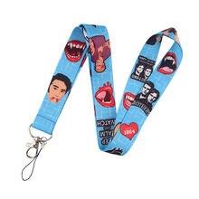Шнурки вампира крутой шейный ремешок ленты телефонные ключи