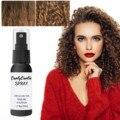 Волшебный спрей для вьющихся волос гель для укладки увлажняющий сверхобъёмный гель для укладки волос мощный гель для укладки волос 30/50 мл и...