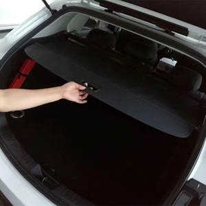 Cargo-Cover Trunk-Screen Security-Shield Privacy Rear for Nissan X-Trail Rogue Shade
