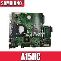Für For Asus A15HC Laptop motherboard REV: 2 0 REV: 2 1 Mainboard 100% getestet Gute arbeits