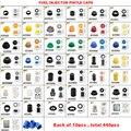 Kostenloser Versand 10 sets/440 stücke kraftstoff injektor pintle caps für Japanische auto reparatur kits