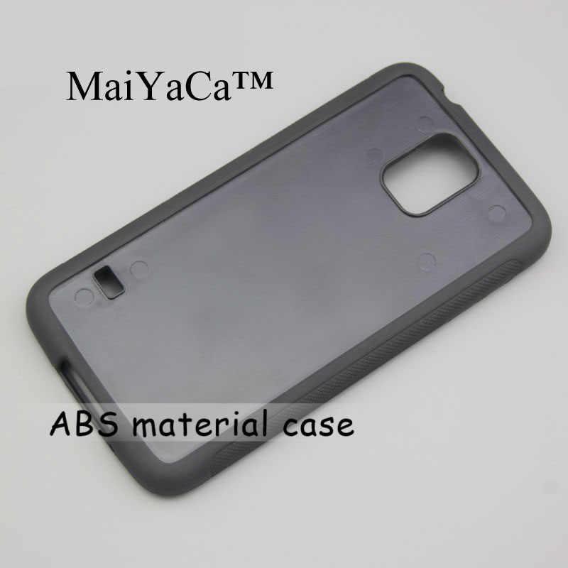 MaiYaCa Saiki Kusuo No Psi Nan TPU cubierta de la caja del teléfono Coque para Samsung S5 S6 S7 borde S8 S9 S10 además, la nota 9 8 4 Capa