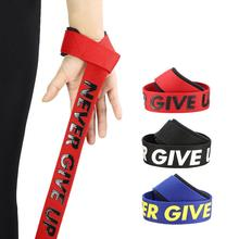1 Pair Weight lifting belt Gym Fitness Weight Lifting Hand Grip