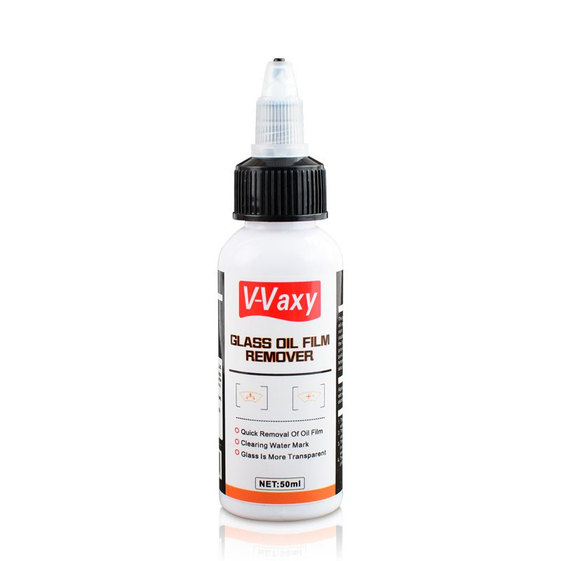 Strong Car Glass Cleaner Coating Agent Rainproof Agent Glass Rain Mark Oil Film Remover Clear Cision Easy To Use New