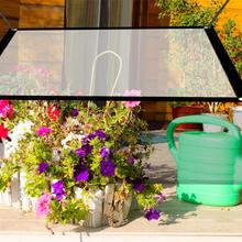 Awning Windshield Balcony Window-Gardening Insulation Succulents Plastic Waterproof Anti-Bird
