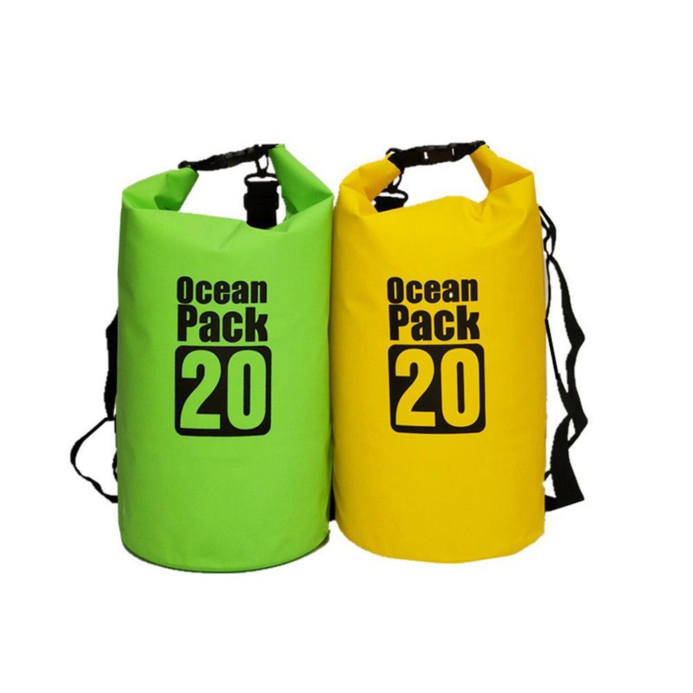 Several Capacity Waterproof Dry Bag Water Resistant Swimming Storage Bag Pack Sack Rafting Kayaking Camping Floating Sailing