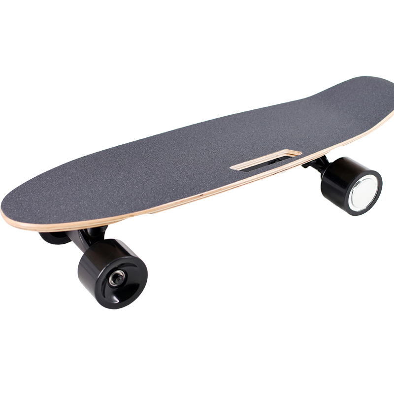 <font><b>350W</b></font> Hub-Motor <font><b>Electric</b></font> Skateboard Portable Wireless Remote Controlled Skateboards image