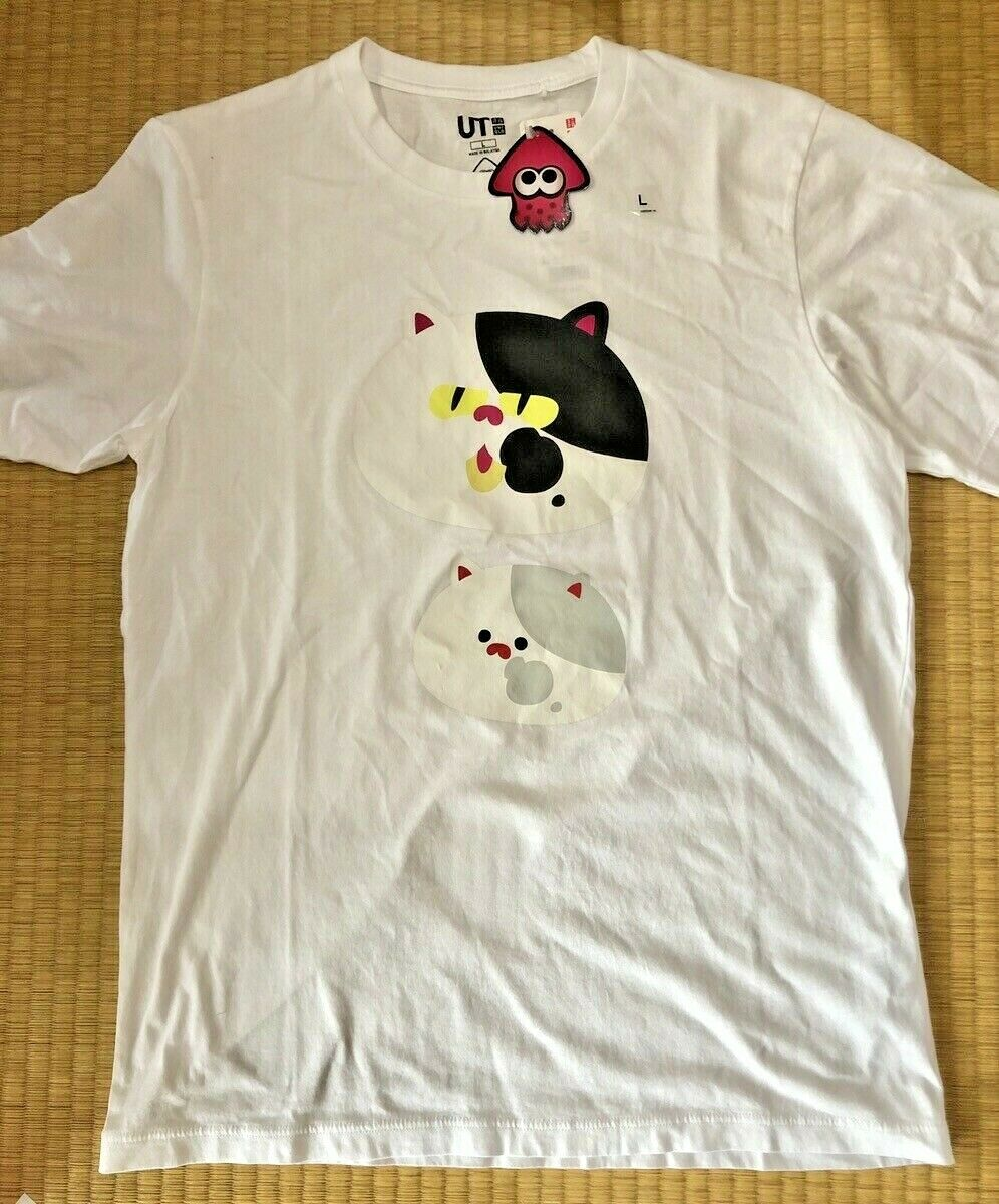Splatoon 2 Personalized Birthday Party Favor Gift T-Shirt NEW