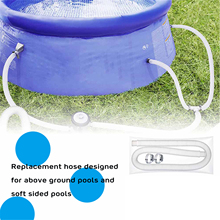 Swimming Pool Replacement Hose Set Long Filter Swimming Pool Pump Accessories Hose Filter Pump Hose For Pool Pump Filter