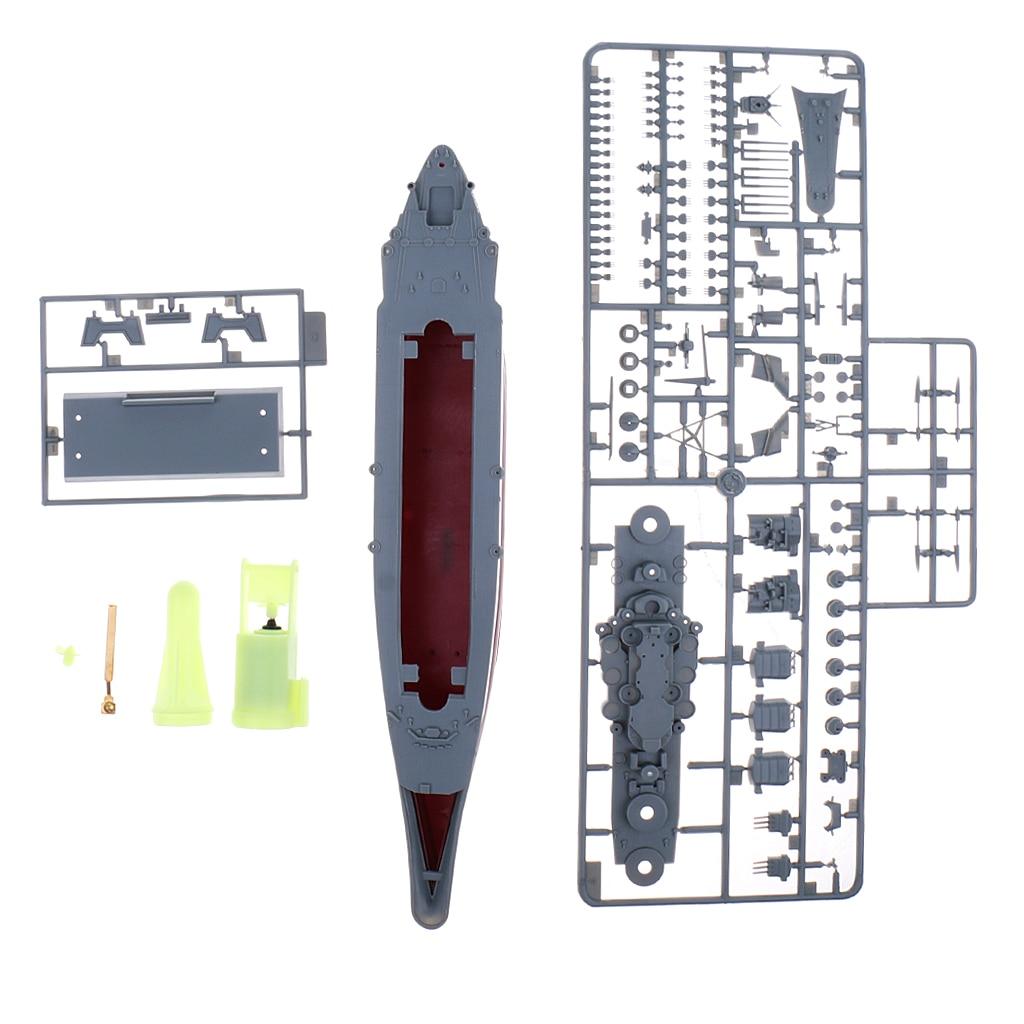 1/700 Japanese Yamato Battleship 1940 Japanese Models Building Sets