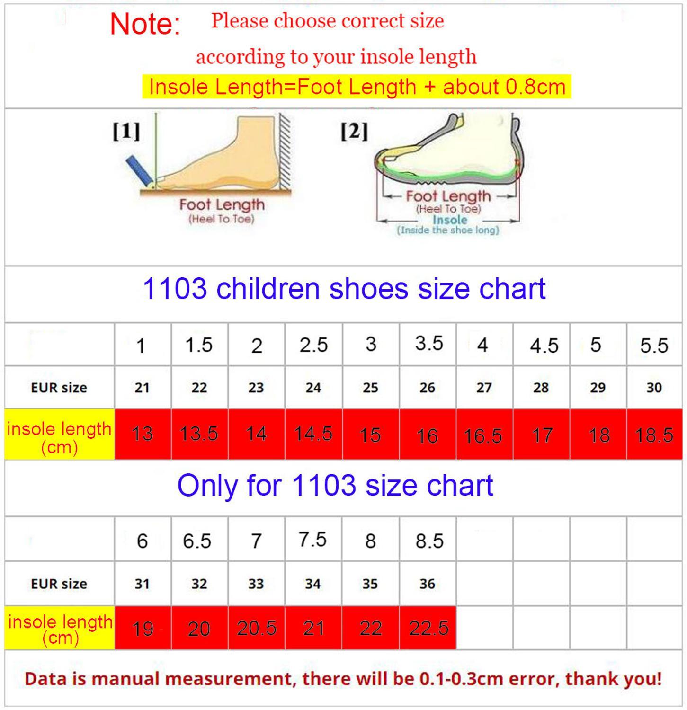 Children Fashion Unisex Shoes Hot Sale