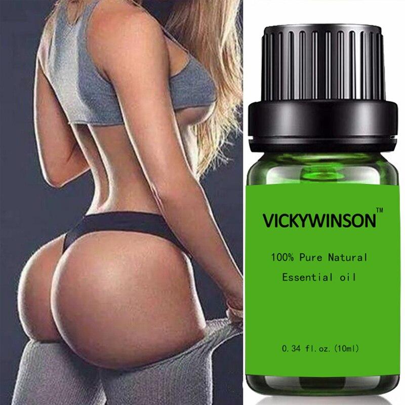 Buttock Enhancement Essential Oil Sexy Hip Buttock Enlargement Hip Enhancer Ass Lift Up Plant Extract Effective Massage Oil