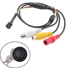 CCTV 1/3 Sony CCD 1000TVL 1.8mm 150 derece geniş açı Lens Mini HD güvenlik gözetleme boru kamerası kamera