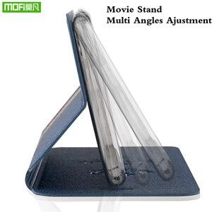 Image 2 - Mofi魅16Xケースカバーフリップpu保護高級魅16thプラス電話ケース魅16th