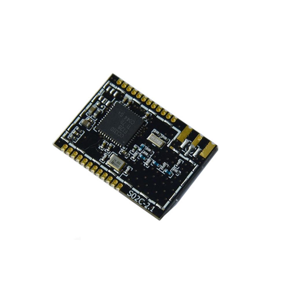 Taidacent Wireless Communication IOT SMD UART SMD SOC Rf Transmitter Receiver 868 MHz Wireless RF Module Rf Modulator CC1310