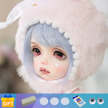 isoom aimd 3.0 Dorothy Doll BJD 1/6 Yosd dolls movable joint fullset complete professional makeup Fashion Toys for Girls Gifts be with you potato fullset bjd sd dolls yosd littlefee luts 1 6 resin figures ball joint toys wig shoes eyes clothes bwy