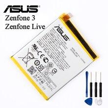 Original ASUS High Capacity C11P1601 Battery For ASUS ZENFONE 3 ZENFONE3 ZE520KL Z017DA ZenFone live ZB501KL A007 2650mAh asus zenfone live zb553kl