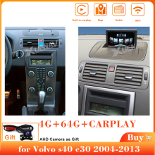 Android-Head-Unit Multimedia-Player 2006 Volvo Naviga 2007 2008 S40 2009 2004 1 2005