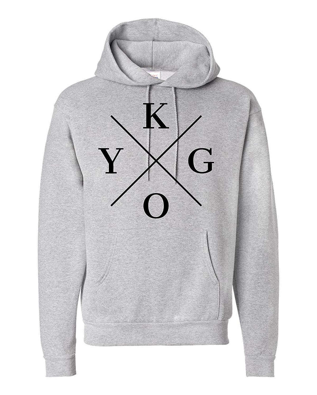 TryMeDesigns KYGO Sportswear Winter Summer Coat Streetwear Gym Jogger Hoodies Sweatshirts