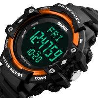 Heart Rate Watches Mens 2019 Waterproof Sport Watch Men Multifunctional S Shock Clock Male horloges manne Relogio Masculino