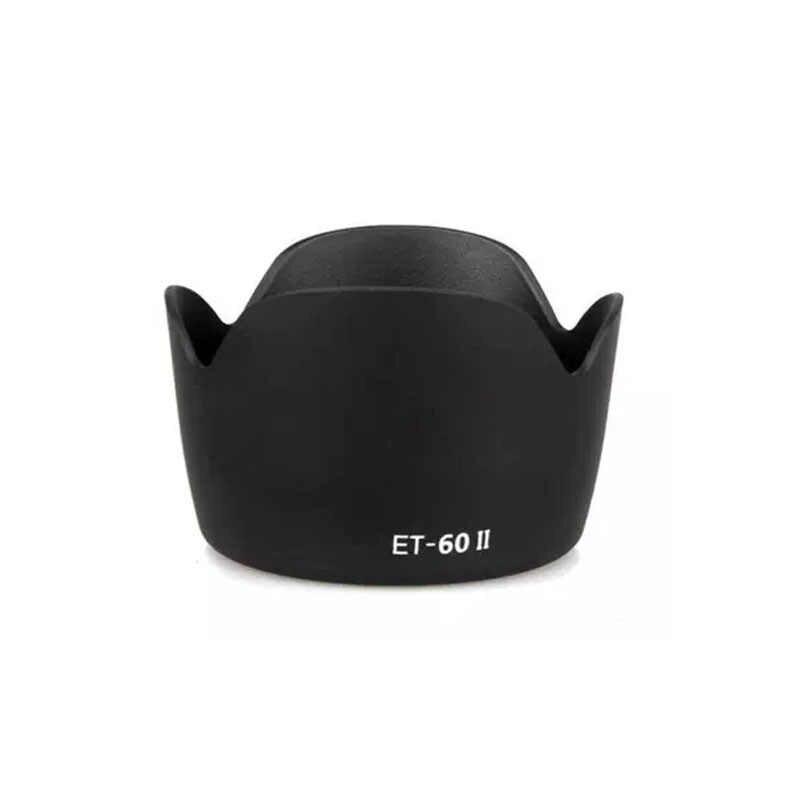 ET-60 ET-60II ET-63 ET-65B ES-62 ES-68 ES-68II ET-74 EW-83Fcamera capa da lente para canon lens camera