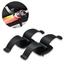 2 шт. домашний автомобильный Зонт крючок для вешалки Авто фиксатор для сиденья стойки комплект для органайзера крепление для зонта