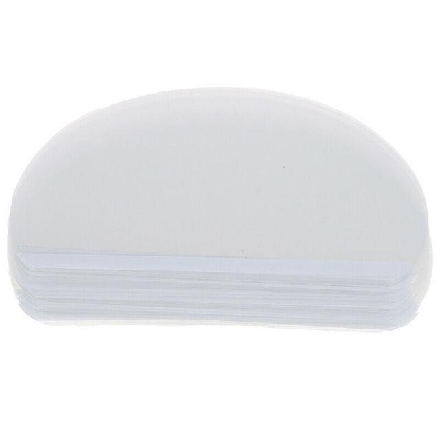 50PCS Safety Clear Grinding Face Shield Screen Mask Visor Eye Protection Anti-fog Protective Prevent Saliva Splash Mask 3