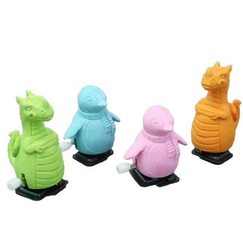 Korean Animal Eraser For Promotion Office Stationery Mechanic Dinasour Penguin Rubber Eraser Sets  Cute School Pencil Eraser