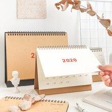 Новинка, каваи, милый, 3 размера, сплошной цвет, Kfaft, календарь, катушка, расписание, креативный стол, таблица, напоминание, расписание, планировщик sl2192
