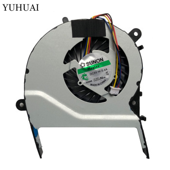 New Laptop CPU Cooling Fan for ASUS X555 X555LA X555LD X555LN X555LP K555 X455LD X455CC A455LD K455 X455 LD4210 X455 A555L image