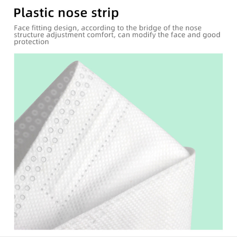 KN95-YX011 Fish type KN95 mask 95% filter antibacterial N95 mask dustproof PPE protective mask face mask FFP2 dust particles 2