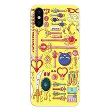 Dla Xiaomi Mi3 Samsung A10 A30 A40 A50 A60 A70 Galaxy S2 uwaga 2 wielki rdzeń Prime przypadku silikonu Sailor Moon Sailor Mercury piękny tanie tanio THE END Przezroczysty Geometryczne Cytaty i Wiadomości Matowy Zwykły Zwierząt Floral Marmur Flamingo Jednorożec Aneks Skrzynki